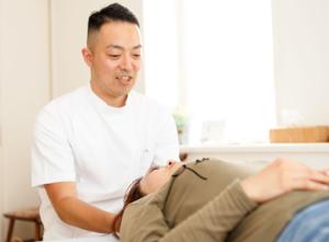 当院独自の施術方法でからだの痛み、不調を改善します。